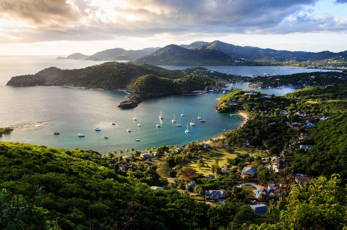 Antigua's English Harbour, on the south end of the island, was developed as a British naval base in the late 18th century. Nelson's Dockyard is the only continuously working Georgian dockyard in the world.