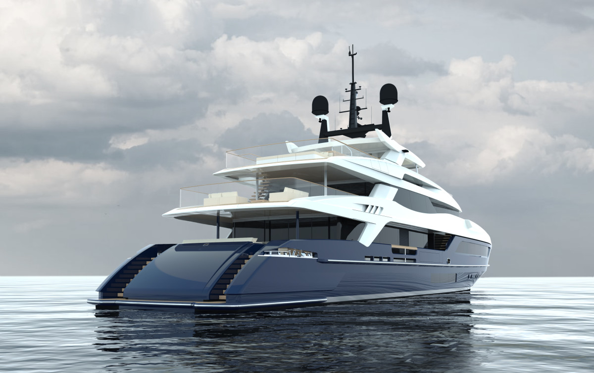 Baglietto 55-meter new build