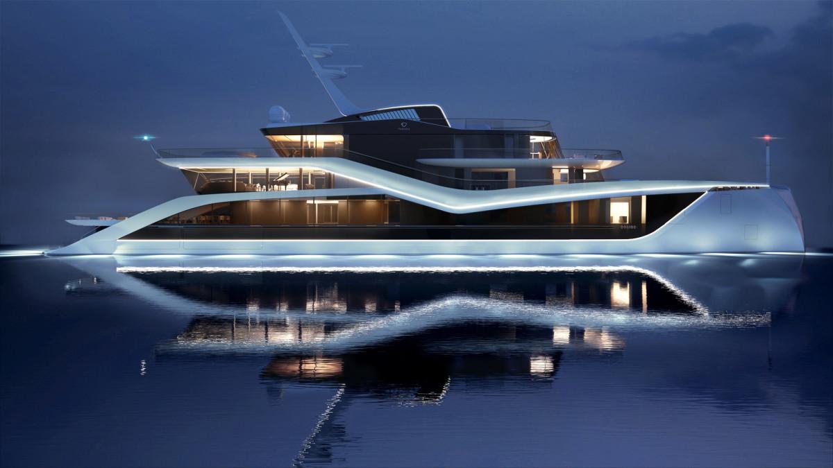 Bolide (Tankoa Yachts & Exclusiva Design)