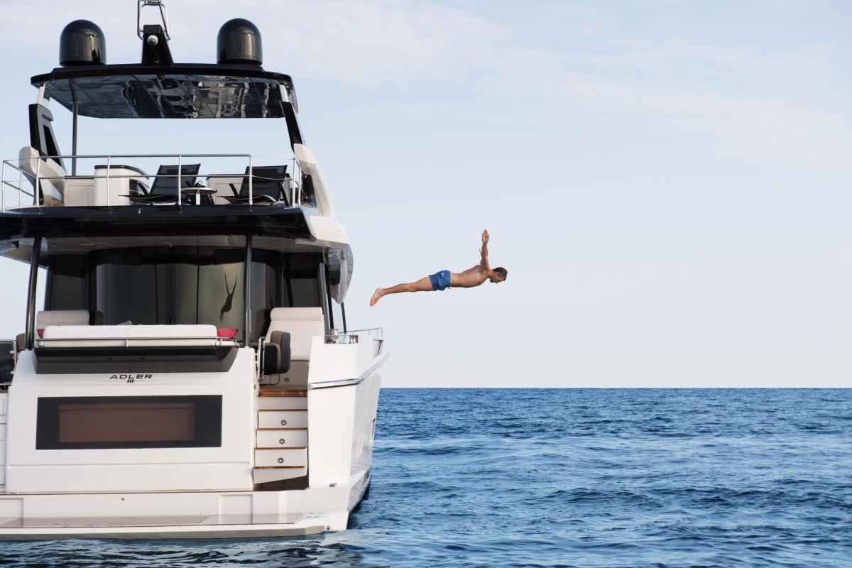 Adler Yacht Suprema 76