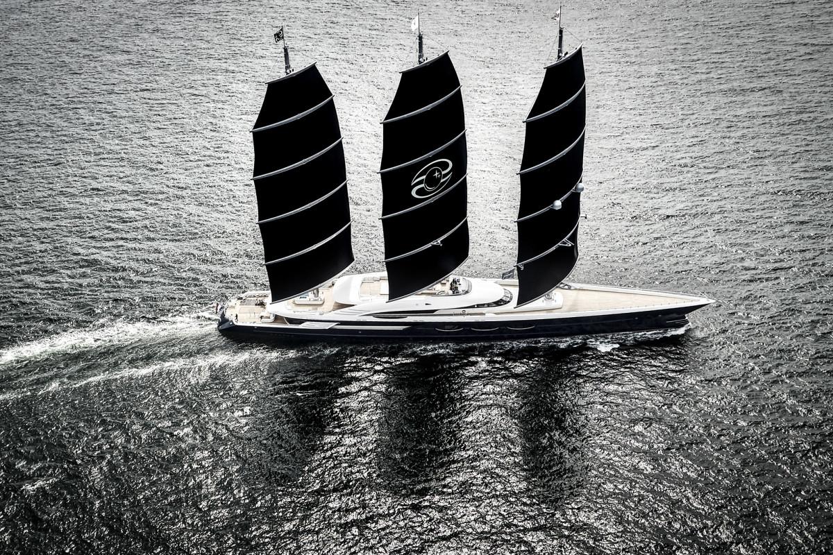 Oceanco S/Y Black Pearl