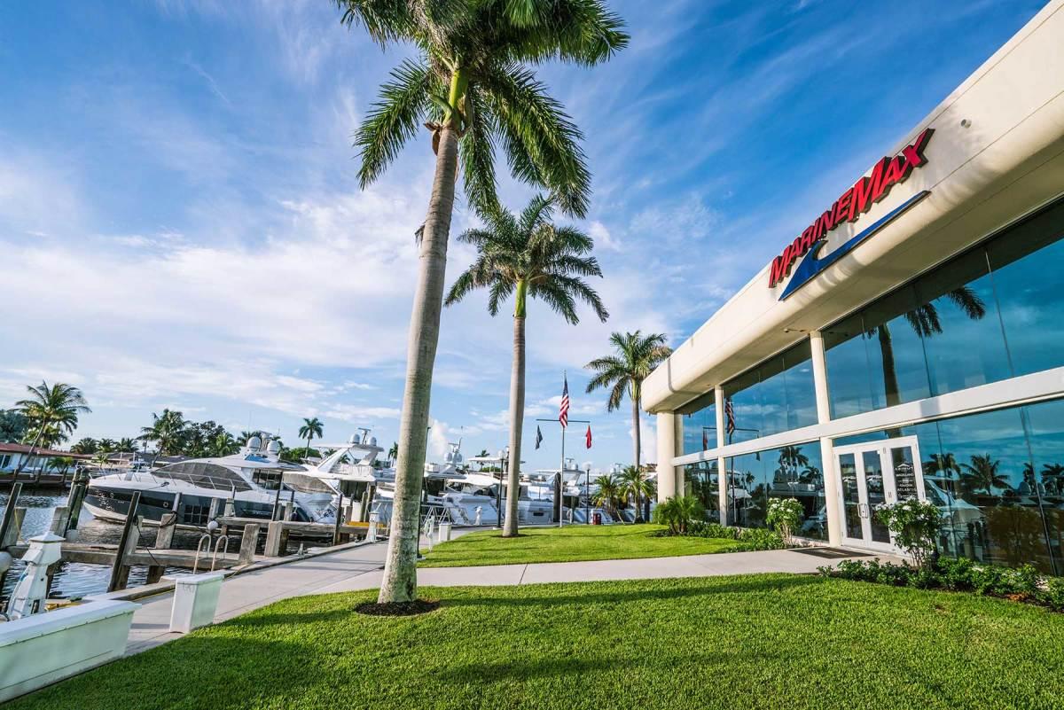 MarineMax Pompano Yacht Center, Florida