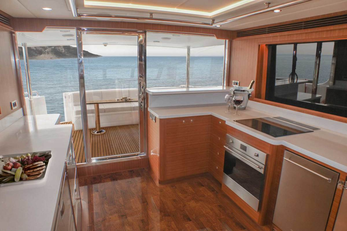 ORY-Classic-Azure-Galley-view-aft