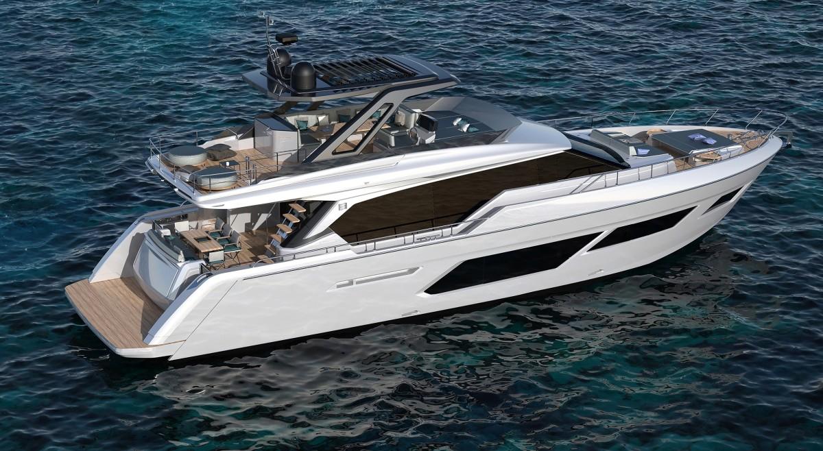 Ferretti Yachts 720_rendering1