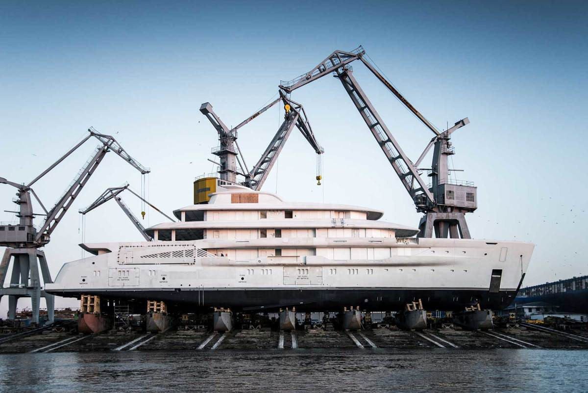 AMELS-78-metre-full-custom-superyacht-launch