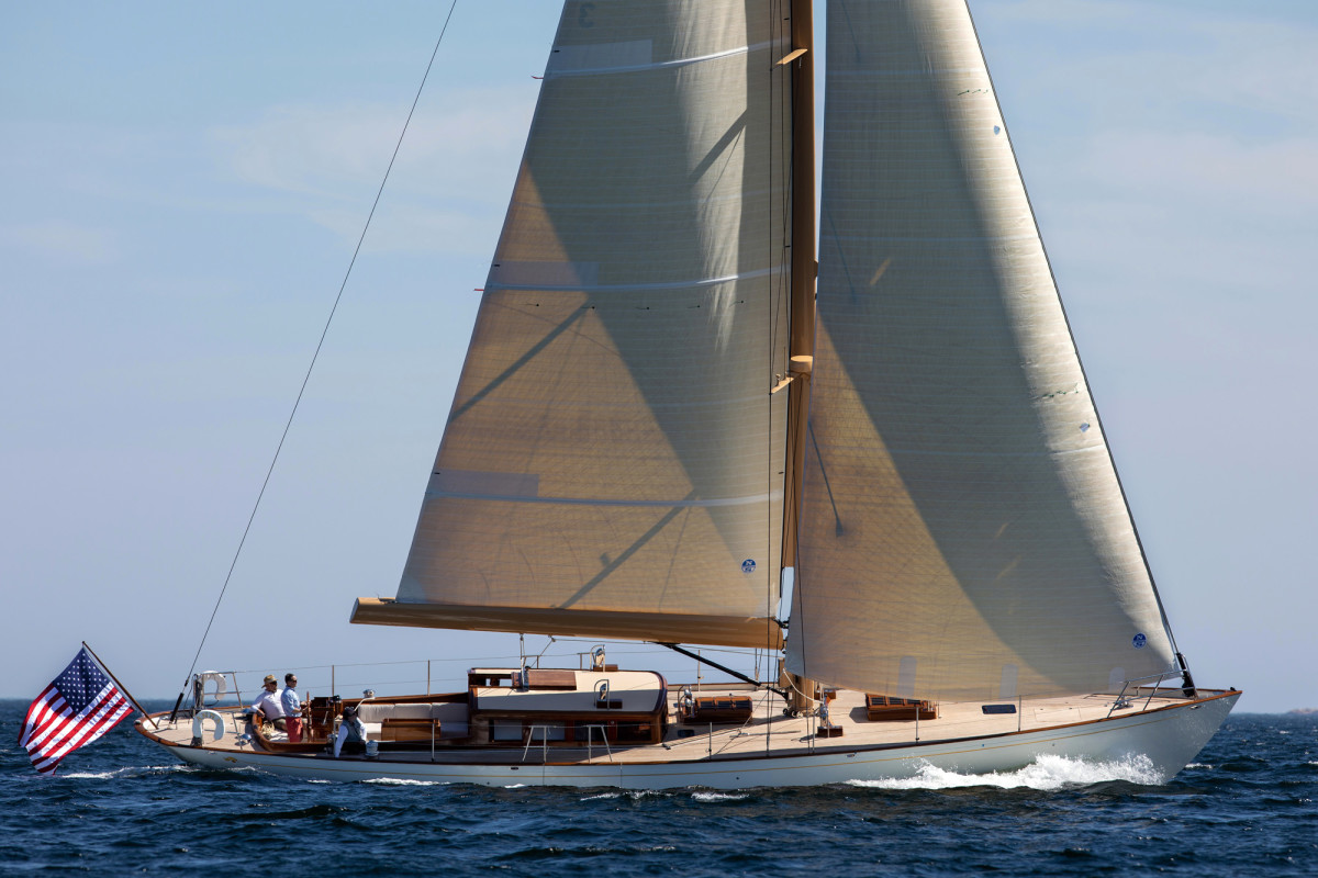 American Spirit: The best large-yacht builders in the USA