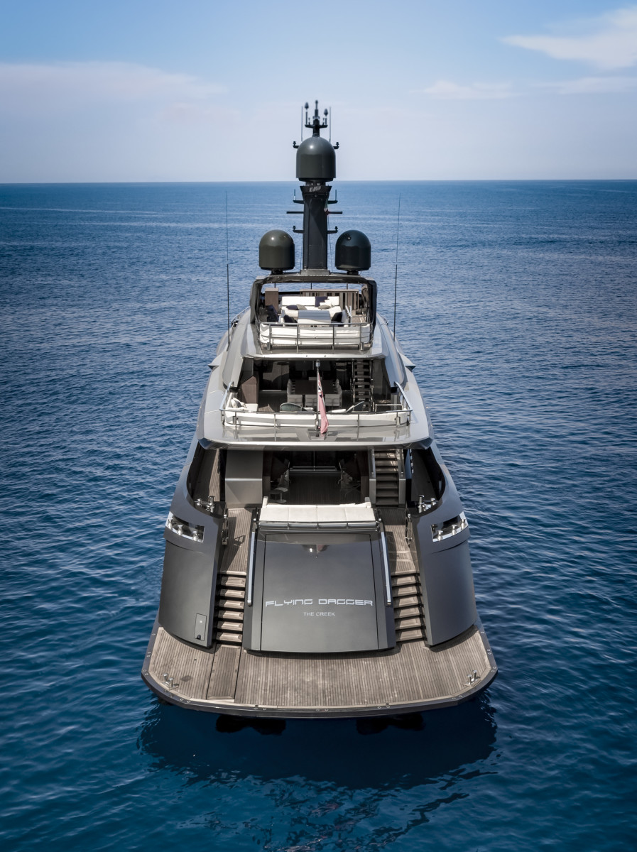 Rossinavi M/Y Flying Dagger