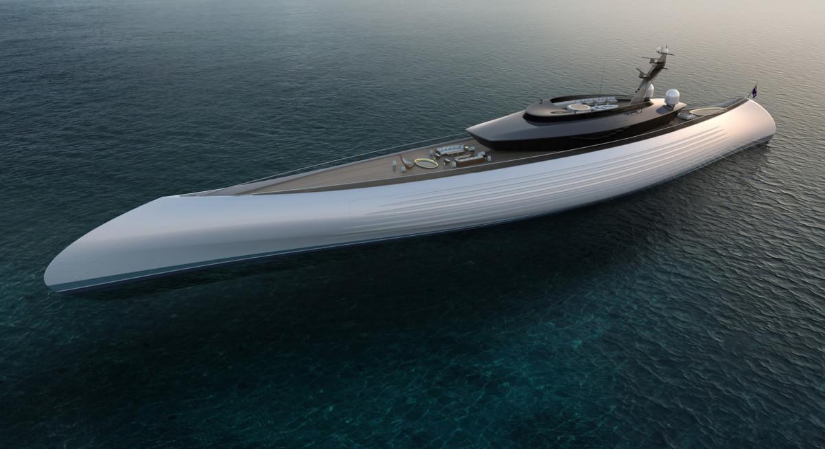 Oceanco Concept Tuhura
