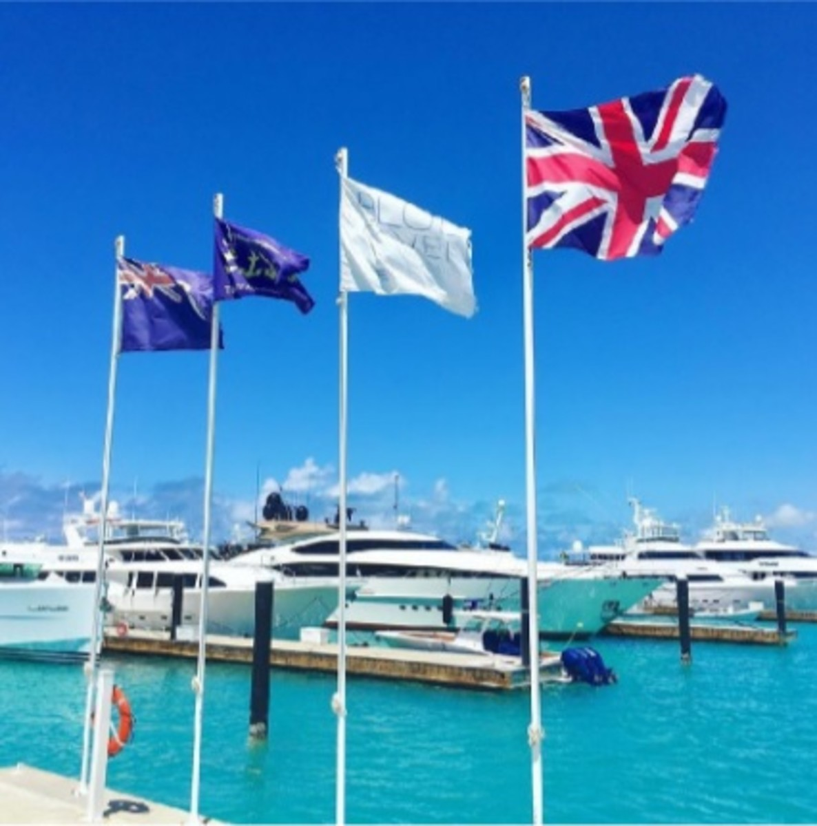 Blue Haven Marina, Turks and Caicos