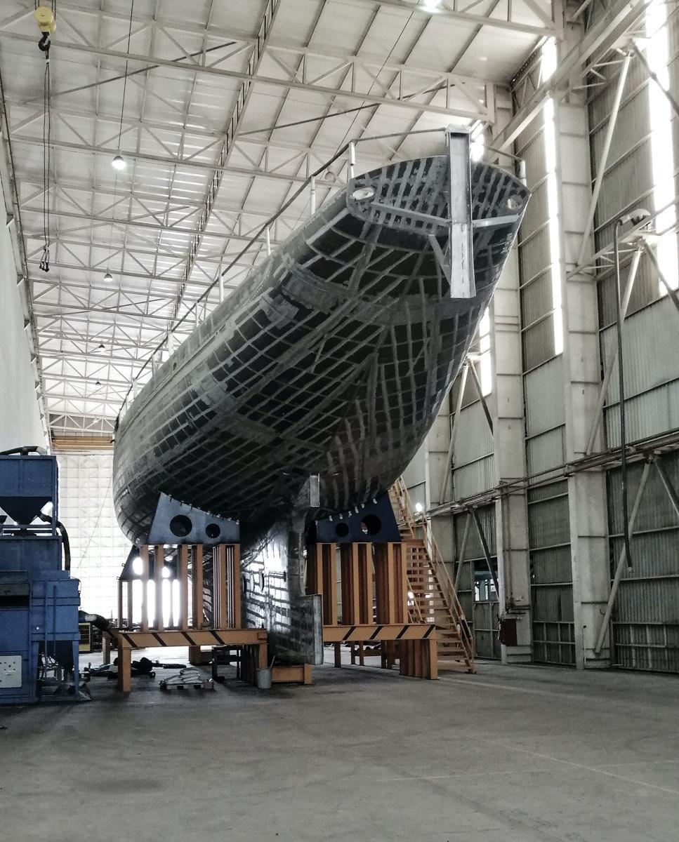 Turquoise-Yachts-Rainbow-Under-Construction---2