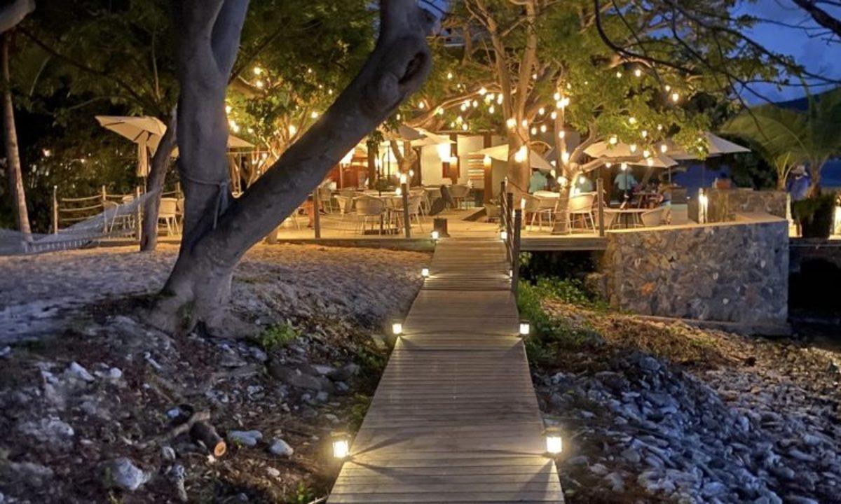 Lovango's Beachfront Restaurant
