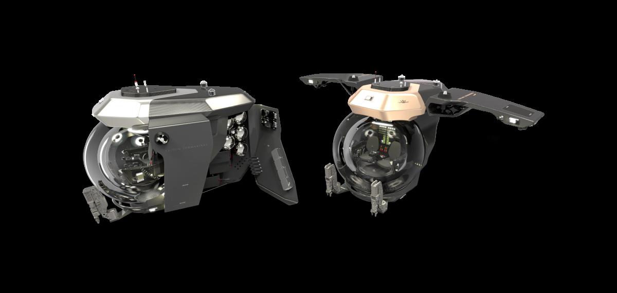 2 x TRITON 13000-2 TE (c)Dark Ocean Design