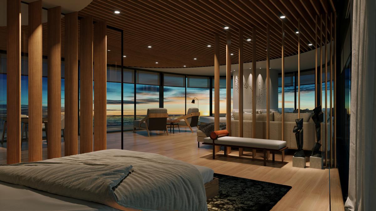 Owner Bedroom