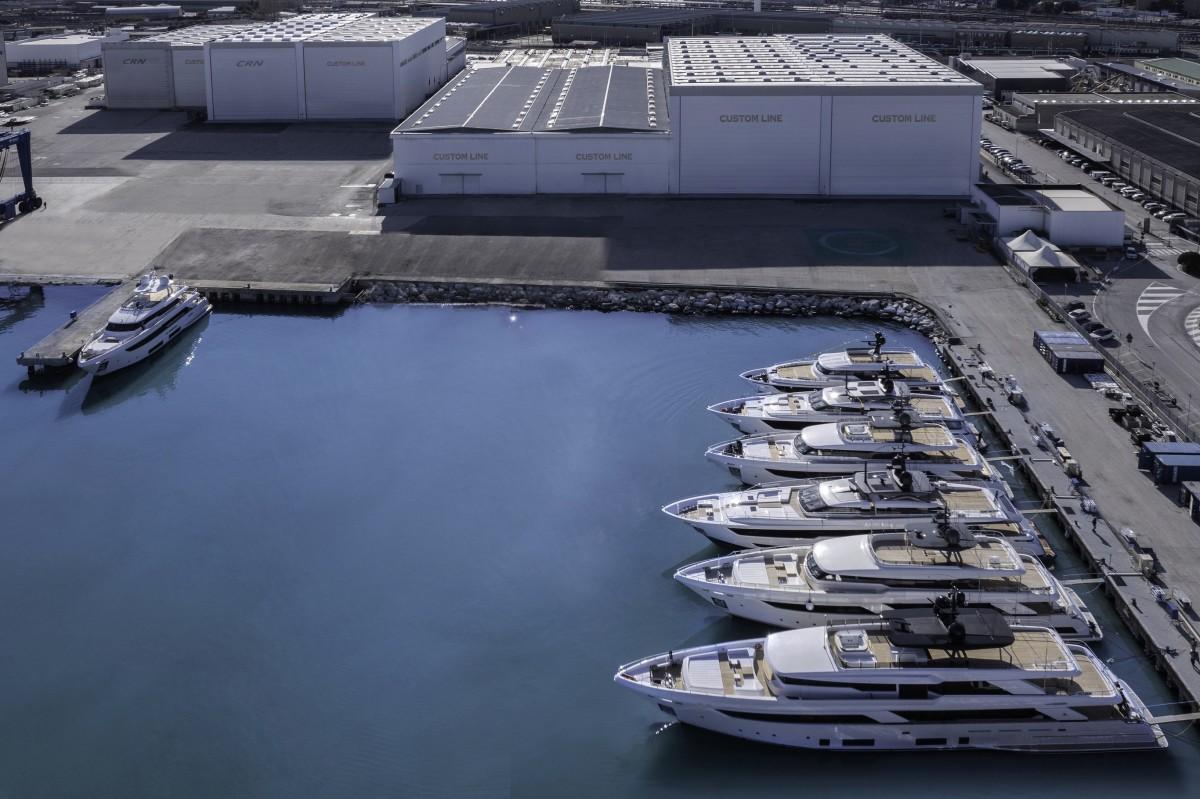 01. Custom Line fleet @Ancona