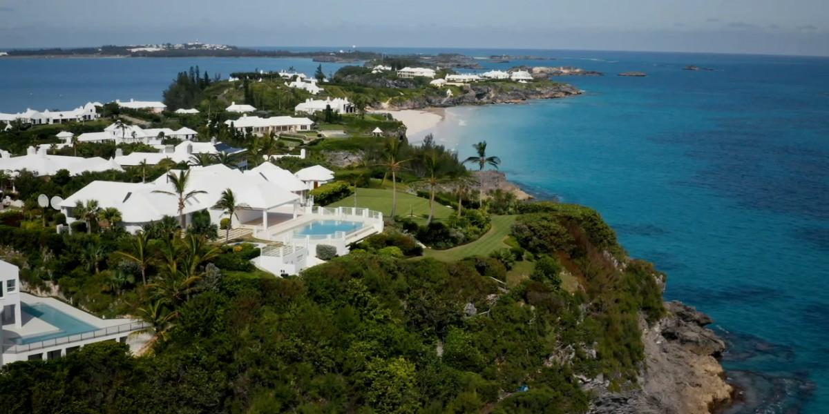 Bermuda Tourism Authority Mega Yachts