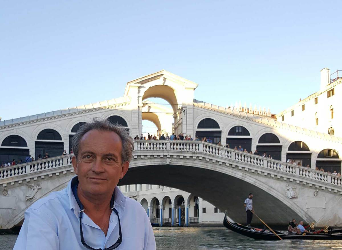 Carlo Nuvolari, Rialto Bridge, Venice
