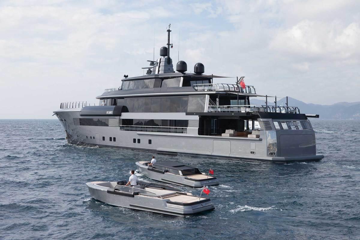 CRN55 Atlante tenders