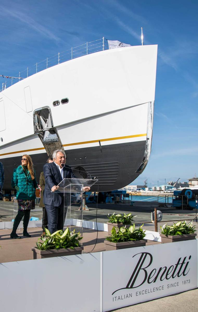 Benetti-FB273-launch-ceremony-(1)