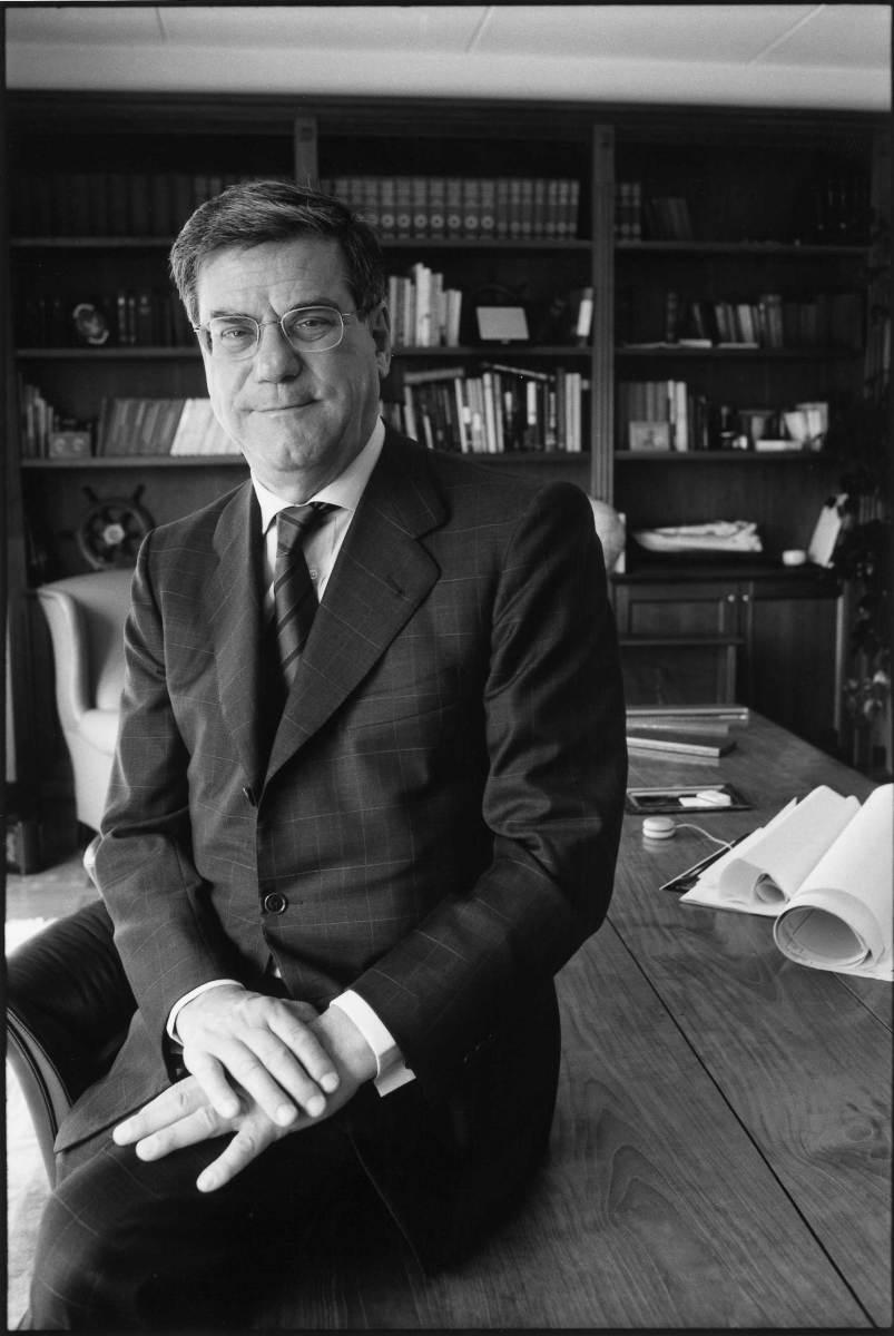 Paolo Vitelli, Chairman and Founder of Azimut/ Benetti