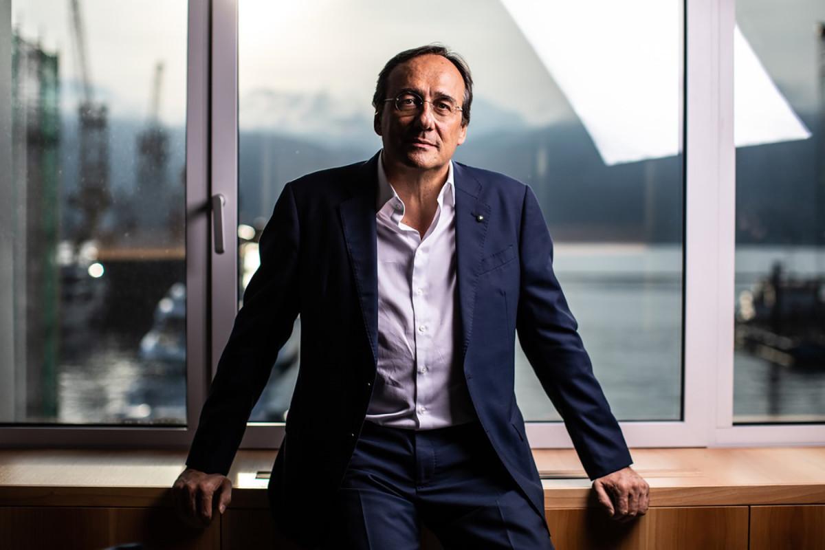 Massimo Perotti, President of Sanlorenzo