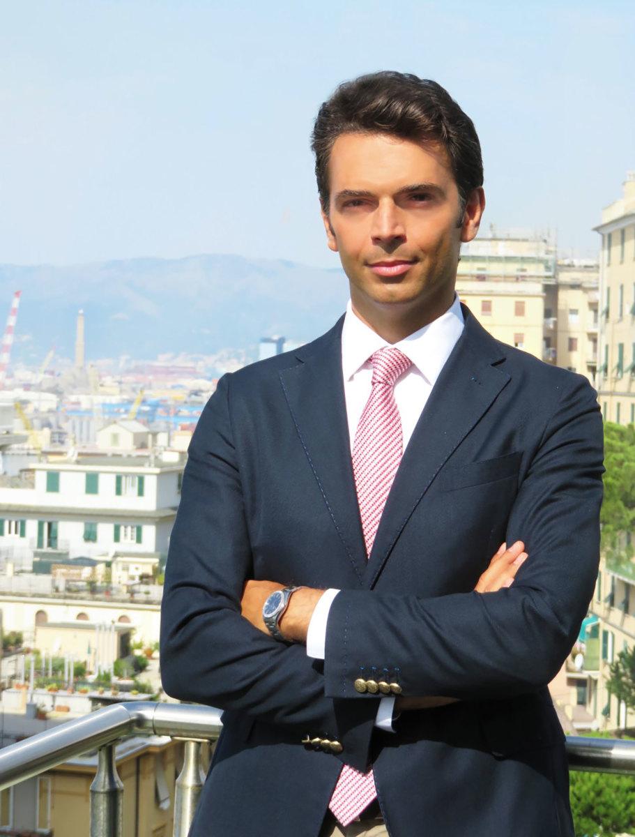 Director  RINA Yachting  Global Coordinator Fiorenzo Spadoni