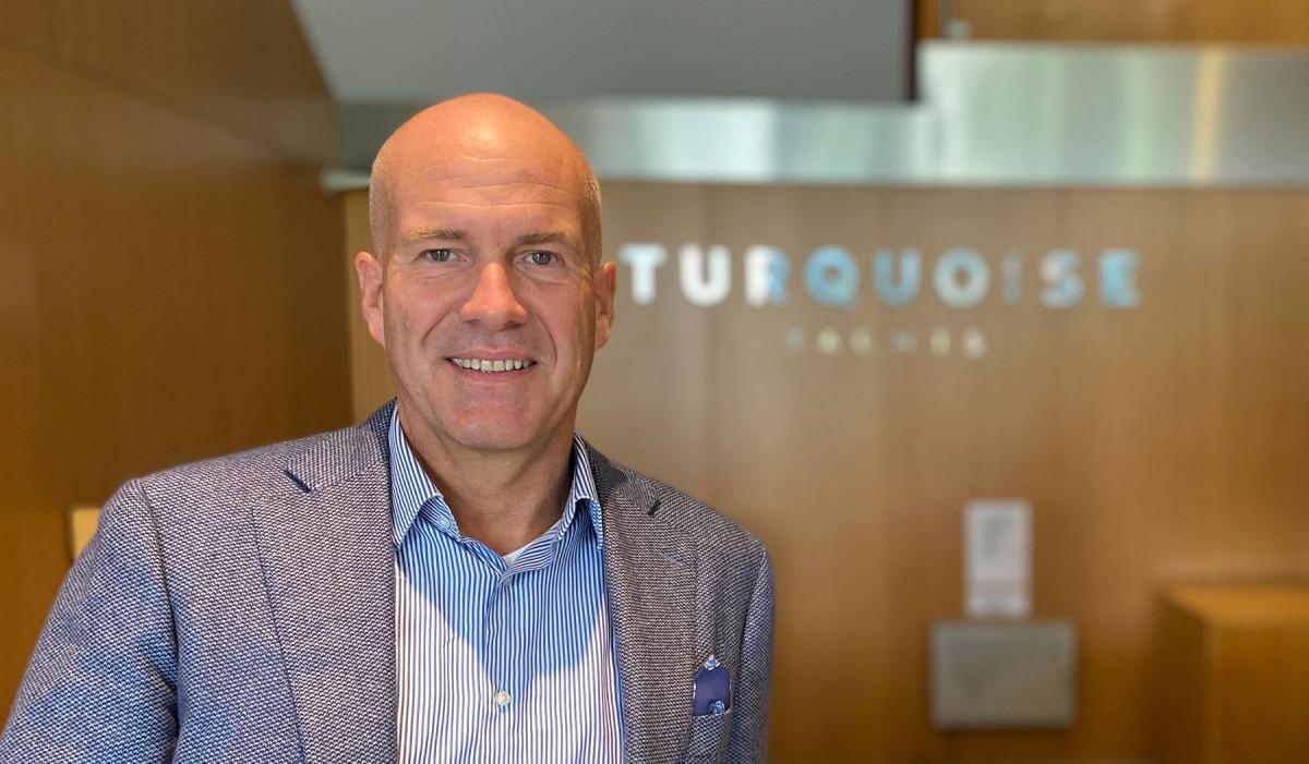 CEO, Patrik von Sydow