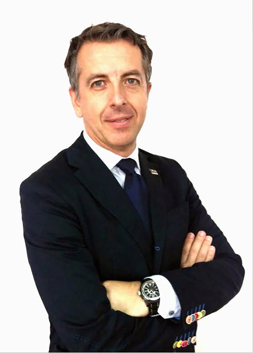 Jean-Jacques Lavigne, Managing Director/CEO